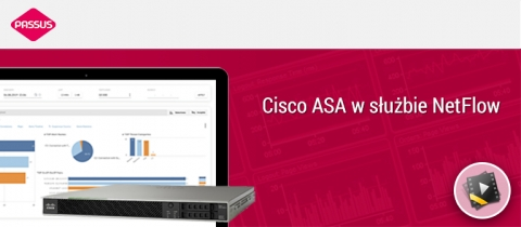 Cisco ASA w służbie NetFlow